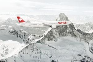 … and partner Swiss Cargo