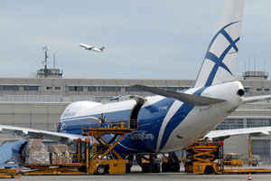 AirBridge Cargo began serving MUC last May  /  source: MUC