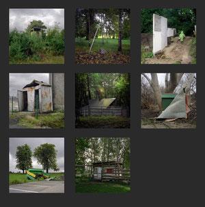 Die nominierten Arbeiten. © 2011 | 2012 Heiko Krause