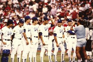 L'Italia Olimpica del 1984 (foto dal blog di Beppe Carelli)