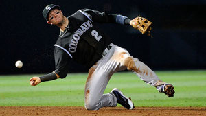 Nella foto Troy Tulowitzki (foto da Blogs Denverpost)