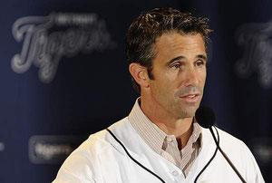 Brad Ausmus neo manager dei Detroit Tigers (foto Detroit News)