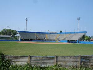 Lo stadio dei Pirati a Rimini