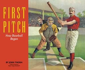 Il libro per bambini sulla storia del baseball scritto da John Thorn che ha vinto il premio Bob Davids Award della  Society for American Baseball Research