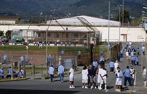Pastime presso San Quentin Prison's