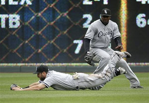 Adam Eaton (Charlie Riedel — AP Photo)
