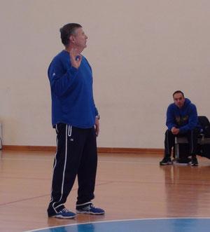 Bill Holmberg responsabile tecnico dell'Accademia e pitching coach della Nazionale maggiore e juniores