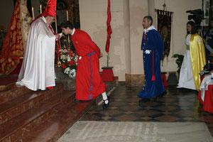 BESAMANOS 2009