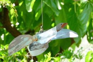 Recycling bird