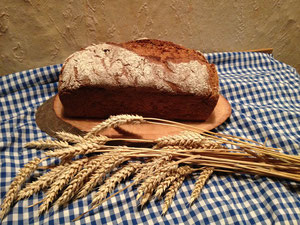Bio-Brot Roggenbrot