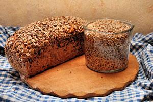 Bio-Brot Mehrkornbrot