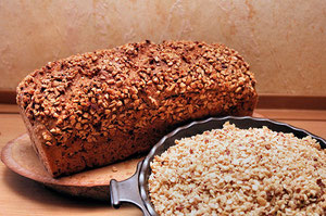 Bio-Brot Nussbrot
