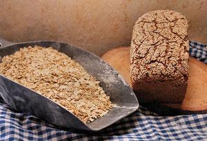 Bio-Brot Haferkruste