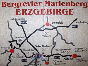 Marienberger Bergbaurevier