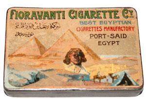 25er Fioravanti Cigarette
