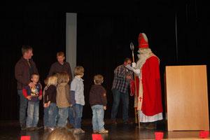 Kinder- / Jugenweihnachtsfeier 2011