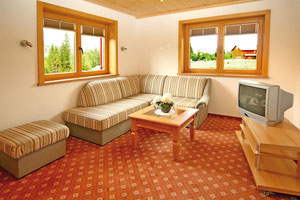 Ferienwohnung Sonnenberg im Gästehaus Claudia, Kleinwalsertal