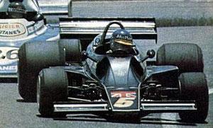 Der Lotus 77