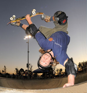 Jeff Hedges - Skateboardbusiness.de