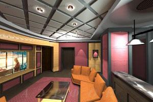 Комплект домашнего кинотеатра для квартиры TV65 СТАНДАРТ