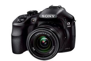 Sony A3000 (c сайта компании)