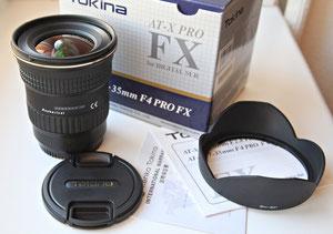 Tokina 17-35/4 AT-X Pro