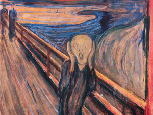Edward Munch, The Scream