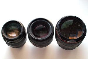 Nikon Nikkor AF-S 85/1.8 G