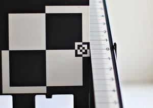 Небольшой бэк-фокус на f/1.8