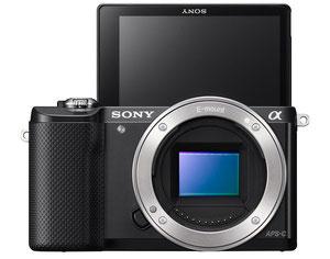 Sony a5000 (с сайта компании)