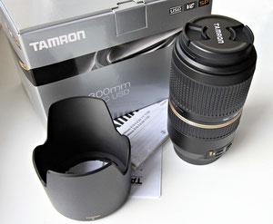 Tamron SP 70-300/4-5.6 Di VC USD