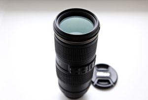 Nikon AF-S Nikkor 70-200/4G VR