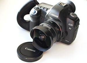 Canon EF 15/2.8 fisheye