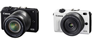 Canon EOS-M2 (с сайта компании)