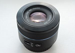 Samsung NX 45/1.8 i-Fn