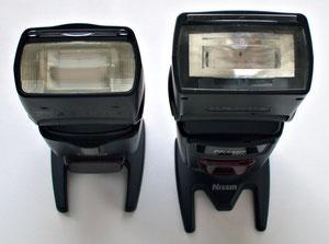 Рядом с Canon 430EX