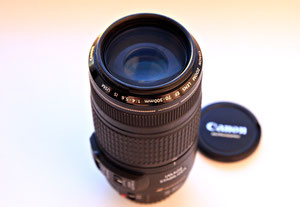 Canon EF 70-300/4-5.6 USM IS