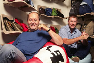 Дэйв Роупер и Стюарт Крамплер (фото Simon Schluter)