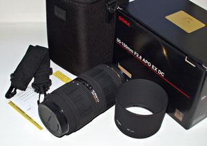 Sigma AF 50-150/2.8 APO EX