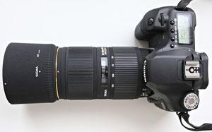 Sigma AF 50-150/2.8 APO EX DC