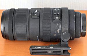 Sigma AF 120-400/4.5-5.6 DG HSM
