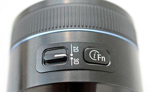 Samsung NX 45/1.8 2D/3D i-Fn