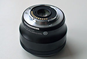 Nikon 1 Nikkor 32/1.2
