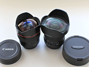 Canon EF 14/2.8L USM