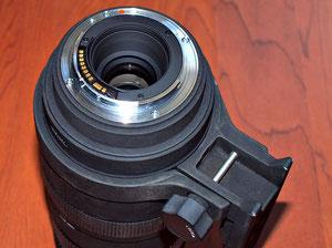 Sigma 120-400/4.5-5.6 DG HSM