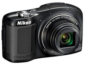 Nikon Coolpix L620 (с сайта компании)