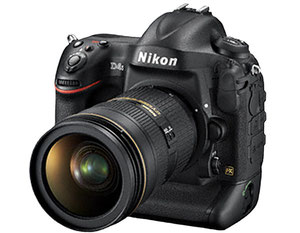 Nikon D4s (с сайта компании)