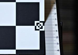 Фронт-фокус и окраска зон вне фокуса