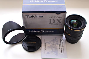 Tokina AT-X 12-28/4 Pro DX Aspherical