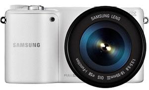 Samsung NX2000 (с сайта компании)